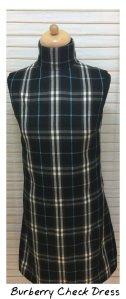 Burberry Dress Blog