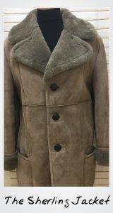 Sherling Jacket blog