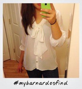 blouse polaroid