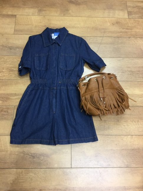 Dahlia Denim Dress Barnardo's