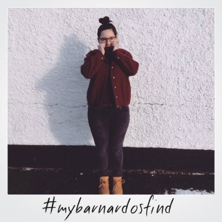 #mybarnardosfind Coat