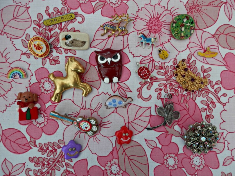Vintage Brooch Collection Barnardo's