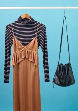 Dress & Bag